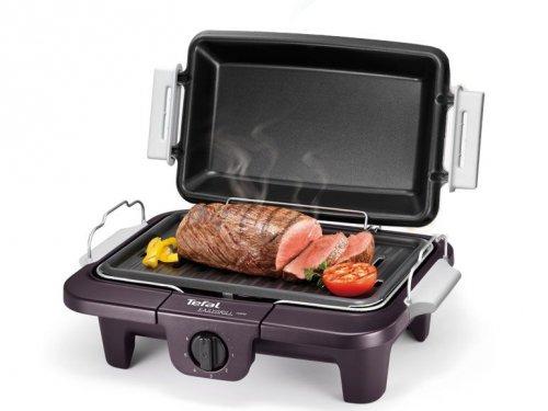Lidl Online Shop - Tefal CB 2300 BBQ Easygrill Cuisine für 54,94 € - Ersparnis 21,66 € + Qipu