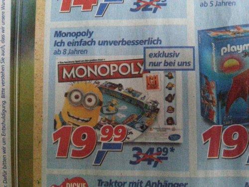 Monopoly - ich einfach unverbesserlich