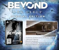 Beyond: Two Souls (PS3) Pre-Order Special Edition für ca. 45 Euro inkl. Versand