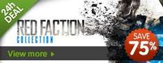 [Steam] Red Faction Collection @ GMG