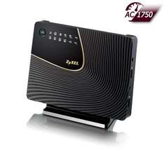 Zyxel NBG6716 Dual-Band Wireless AC1750 Router für 95,90€ @Ibood