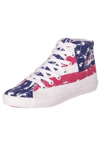 s.Oliver Sneaker - USA Amerika Design 40, 41, 42 - @ Zalando mit Gutschein