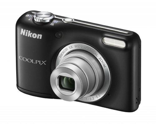 """Nikon™ - Digitalkamera Kit """"Coolpix L27"""" (16MP,5xopt.,720p,4GB SDHC,Tasche) [B-Ware] ab €34,40 [@eBay.de]"""