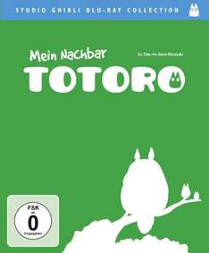 Mein Nachbar Totoro (Studio Ghibli Blu-ray Collection) für 14,97 € @Amazon.de