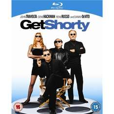 Blu-ray - Schnappt Shorty (Get Shorty) für €5,92 [@Wowhd.co.uk]
