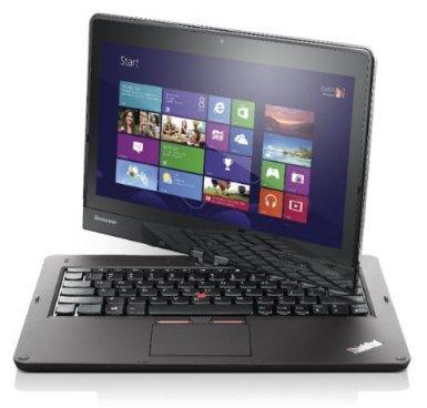 "Lenovo Thinkpad Twist Convertible 12,5"" (i3 3217U, 4GB Ram, 320GB Festplatte, Win8 64bit) @Notebooksbilliger.de"