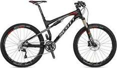 Scott Spark 610 2013 Fullsuspension Mountain Bike