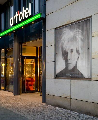art'otel Berlin City Center West 4 Sterne inkl. XL Zimmer/Frühst. bei secret escapes
