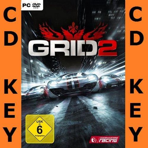 GRID 2  | Steam Download Key