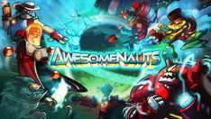 [Steam] Awesomenauts Free Week + 66% off