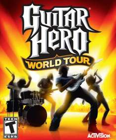 Guitar Hero Tour Bass Drum Pedal für XBOX 360 Wii PS3 kostet nur 24,80 € @Amazon.de