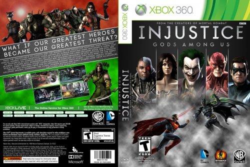 Injustice: God Among Us Gratis bei XBOX LIVE !!!