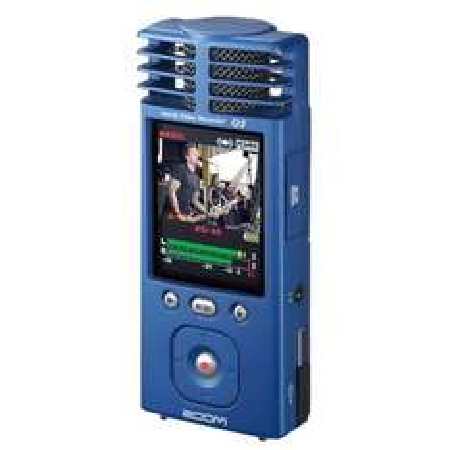 Handy Audio Recorder Zoom Q3 Digital für nur 79,- EUR inkl. Versand