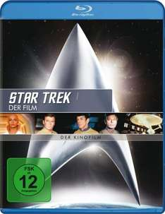 Star Trek 1-10 Blu-ray für je 7,47€ @ Amazon.de