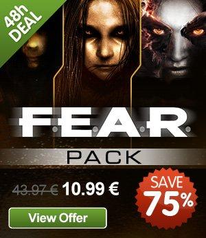 [Steam] F.E.A.R Pack