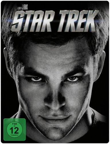 Star Trek XI - Steelbook [Blu-ray] [Limited Edition] für 13€ @Saturn