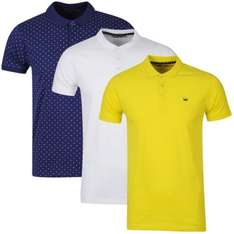 [TheHut] 3mal Brave Soul Poloshirt inkl. tracked Delivery