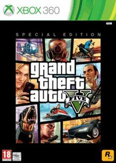 GTA 5 Special Edition für 64€  Game.co.uk