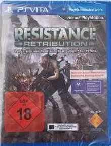[Lokal Mönchengladbach MediaMarkt] Resistance Retribution für PSVITA