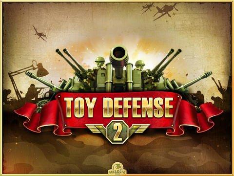 [iOS iPad] Toy Defense 2 HD verrübergehend 0,00 statt 4,49€