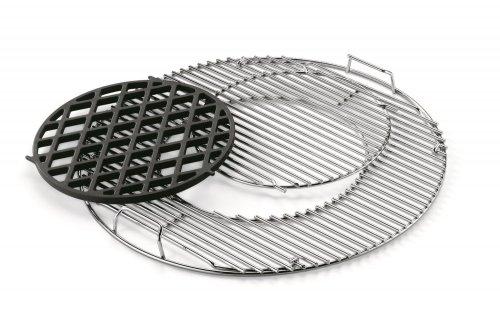 [AMAZON] Weber 7420 Gourmet BBQ System - Sear Grate Set inklusiv Grillrost statt 70 Euro um 60 Euro