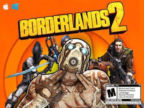 [Steam] Borderlands 2 ~9€ für PC und Mac