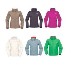 The North Face Damen/Herren leichte Übergangsjacke  @ebay 49,95€