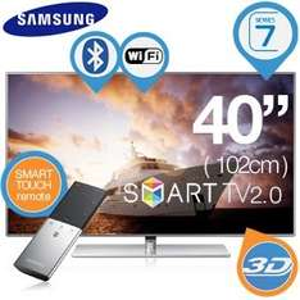 Samsung UE40F7000 für 808,90 €