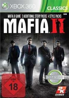 Mafia 2 inkl. aller DLCs (uncut) [Xbox360] 12,98 @ gameware.at