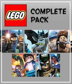 [Steam] Lego Complete Pack