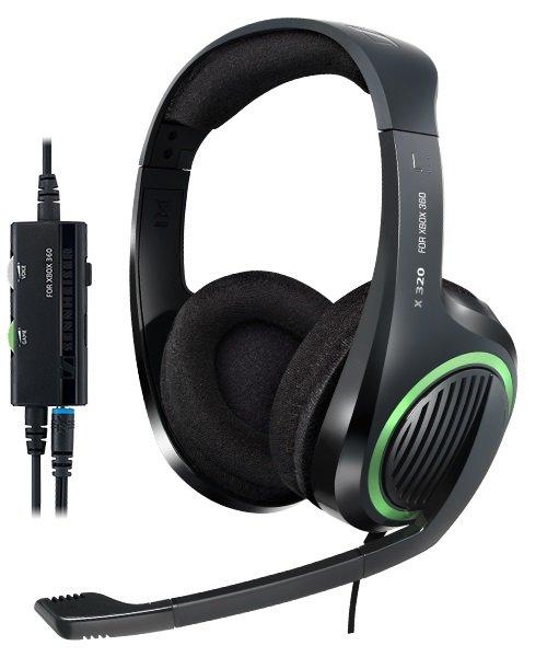 Sennheiser X 320 Gaming Headset für Xbox 360 / PC (23 EUR Ersparnis zum nächsten Preis)