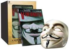 [Amazon.de] V for Vendetta Deluxe Collector Set [Comic - Englisch]