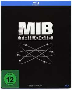 Men in Black - Trilogie [Blu-ray] @Amazon