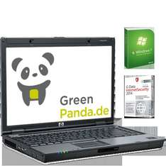 HP Compaq 6910p inkl. Windows 7 & G-Data InternetSecurity 2014 inkl. Fingerprintreader ab 215,00 €
