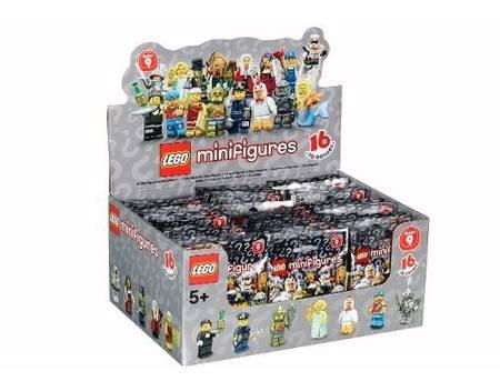 Lego Minifiguren Serie 9 (71000) BOX