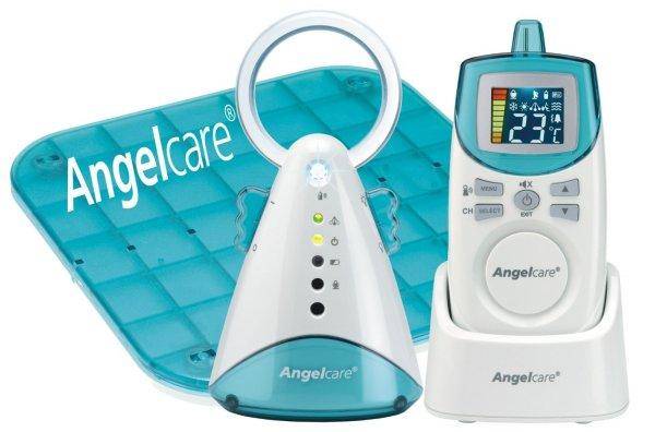 ANGELCARE Babyphone und Bewegungsmelder AC 401 für 86,07€ inkl. Versand @ Amazon.uk