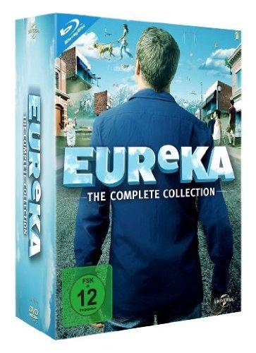 Media-Dealer.de: EURekA - die komplette Serie/Gesamtbox auf Blu-ray für 82€ (Vergleichspreis 92€) - bis Freitag 20 Uhr -> VORBESTELLUNG