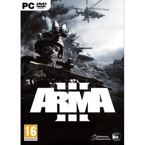 ARMA 3 Steam Key RU (spielen ohne VPN)