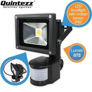 Quintezz Flutlicht mit Bewegungsmelder für 19,95 Euro zzgl. 5,95 Euro