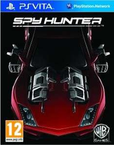 [PS VITA] Spy Hunter für 10,98€ @shop4de
