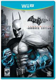 [Wii U] Batman Arkham City Armoured Edition für 13,98€ @shop4de