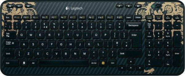 Logitech K360 Tastatur für 12 Euro inkl. Versand bei voelkner.de