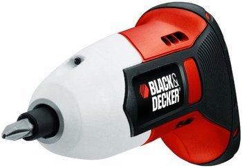 Black & Decker BDCS36G 3.6V Li-Ionen Akku-Schrauber Gyro Amazon