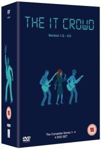 zavvi.com: The IT Crowd - Complete Box Set DVD (nur englischer Ton!) für etwa 15,45€ - Staffeln 1 bis 4!