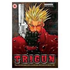 [Anime][DVD] Trigun
