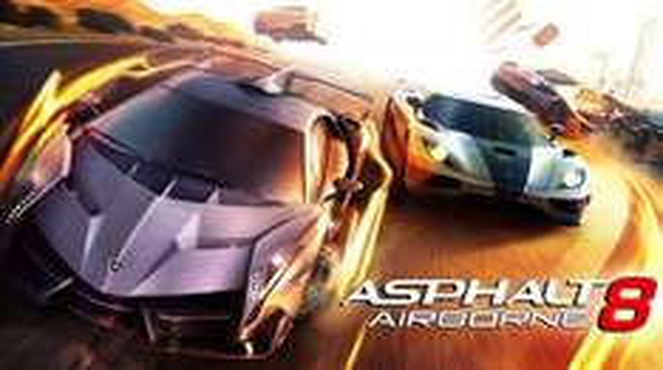 Asphalt 8: Airborne [iOS] Kostenlos