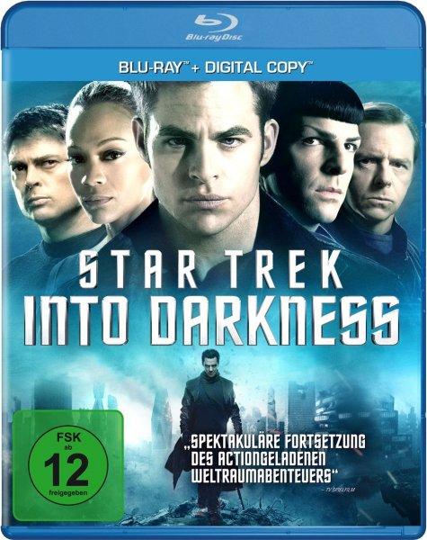 """Blu-ray: """"Star Trek - Into Darkness"""" bei Amazon im Preis gefallen - jetzt 15.99"""