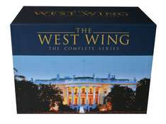 The West Wing - Complete Season 1-7 [DVD/O-Ton] für 55€ @Amazon.uk