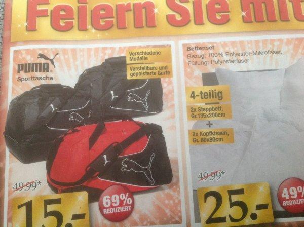 Puma Sporttaschen für 15,-€ bei Woolworth Berlin (Lokal?)