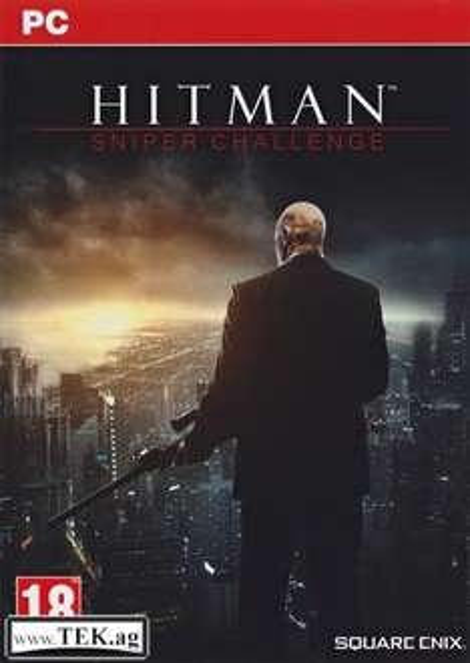 Hitman Sniper Challenge (Kostenlos)+ 2€ Gutschein (Steam Key / Pc)